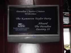 New Classic Ent. Presents the Kammron Taylor Annual Yacht Party 2012